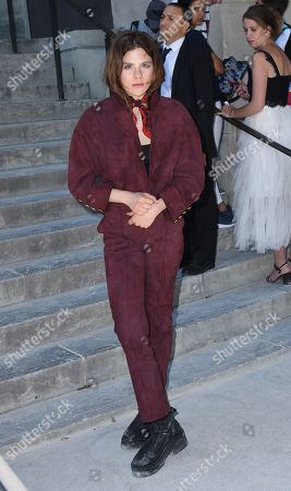 Editorial image of Alexandre Vauthier show, Arrivals, Fall Winter 2019, Haute Couture Fashion Week, Paris, France - 02 Jul 2019