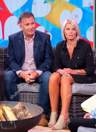 Editorial image of 'This Morning' TV show, London, UK - 03 Jul 2019