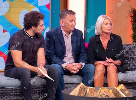 Editorial picture of 'This Morning' TV show, London, UK - 03 Jul 2019