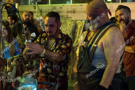 Humberto Busto as El Indio/Isaac 'El Indio'