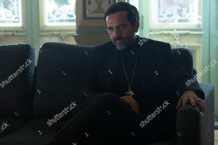 Flavio Medina as Cardenal Morelo