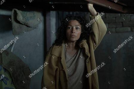Stock Photo of Dolores Heredia as Mama Chabela