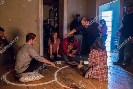 Editorial photo of 'Diablero' TV Show Season 1 - 2018