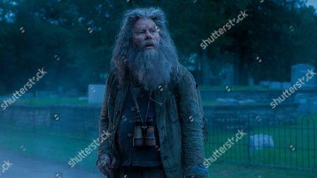 Tom Waits as Hermit Bob