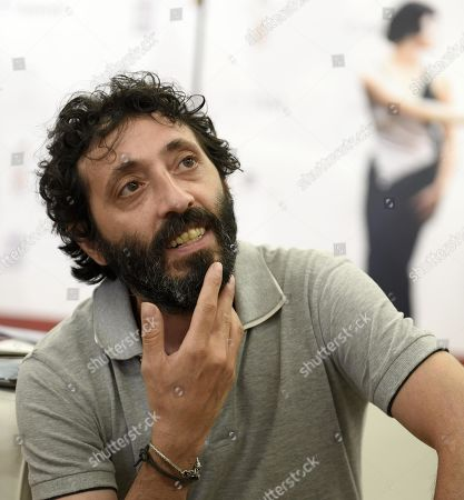 Marcello Fonte poses during a photo call for the movie 'Aspromonte, la terra degli ultimi' during the 65th annual Taormina Film Festival, in Taormina, Sicily Island, Italy, 03 July 2019. The festival runs from 30 June to 06 July.