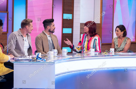 Editorial picture of 'Loose Women' TV show, London, UK - 03 Jul 2019