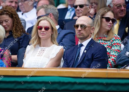 Editorial picture of Wimbledon Championships 2019, Day Three, All England Lawn Tennis & Croquet Club, Church Rd, London, United Kingdom -3rd July 2019