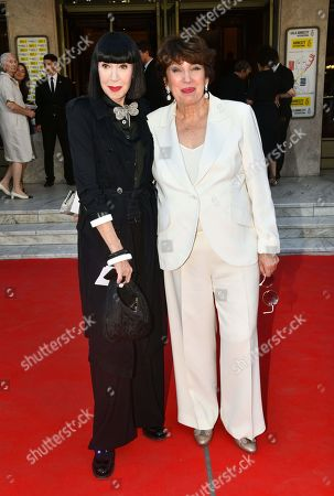 Chantal Thomass, Roselyne Bachelot