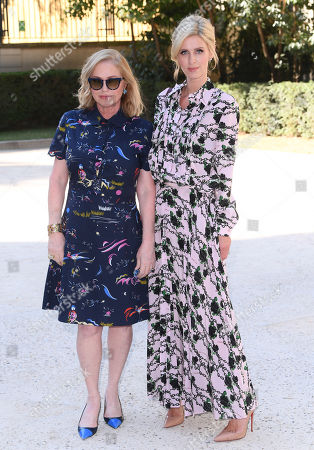 Nicky Hilton Rothschild and mother Kathy Hilton