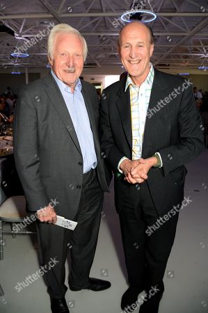 David Dimbleby and Peter Bazalgette