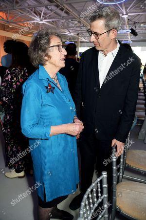 Madeleine Bessborough and Edmund De Waal