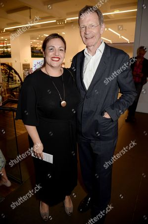 Editorial picture of The Art Fund Prize for Museums and Galleries, Science Museum, London, UK - 03 Jul 2019