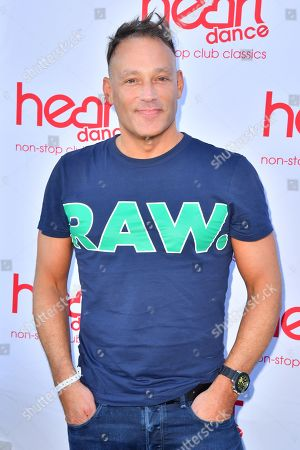 Stock Picture of Toby Anstis