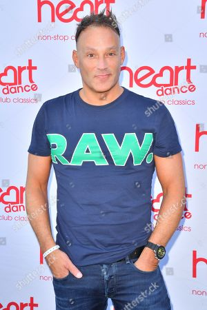 Editorial image of Heart Dance radio station launch, London, UK - 03 Jul 2019