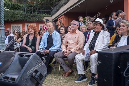Editorial image of Concert at Cuban Embassy in Rome, Italy - 02 Jul 2019