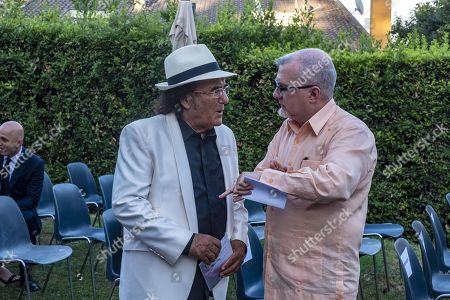 Editorial picture of Concert at Cuban Embassy in Rome, Italy - 02 Jul 2019