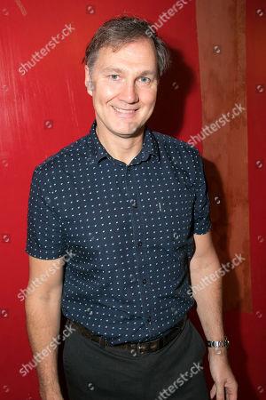 Stock Image of David Morrissey (David)
