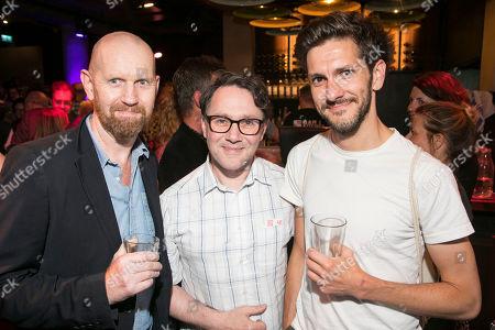 Sean Foley, Reece Shearsmith and Mathew Baynton