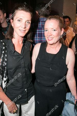 Michelle Fairley and Una Brennan
