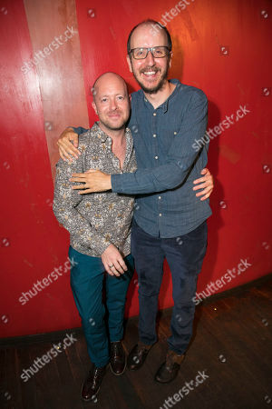Editorial picture of 'The End of History...' party, Press Night, London, UK - 03 Jul 2019