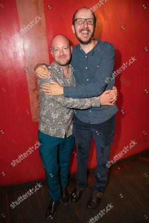 John Tiffany (Director) and Jack Thorne (Author)