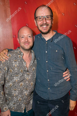 Editorial photo of 'The End of History...' party, Press Night, London, UK - 03 Jul 2019