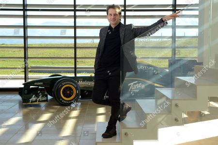 Jarno Trulli, who is now a winemaker