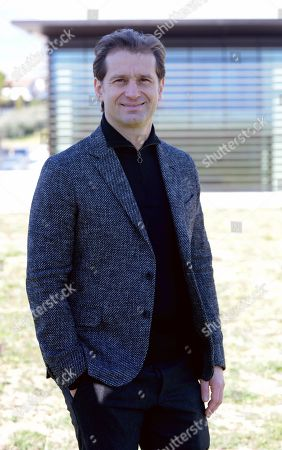 Stock Picture of Jarno Trulli, who is now a winemaker
