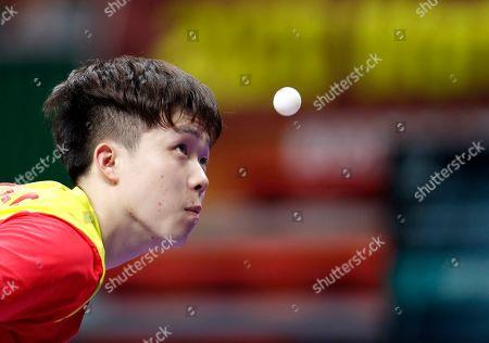 Editorial photo of Seamaster 2019 ITTF World Tour Shinhan Korea Open in Busan - 04 Jul 2019