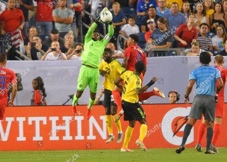 Editorial picture of Soccer Panama vs United States, Nashville, USA - 03 Jul 2019