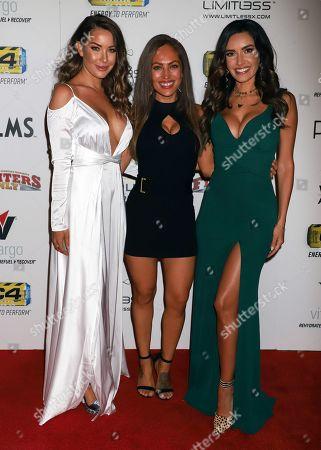 Summer Daniels, Jade Bryce, Mercedes Terrell