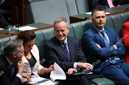 Editorial image of House of Representatives Question Time at Parliament House in Canberra, Australia - 04 Jul 2019