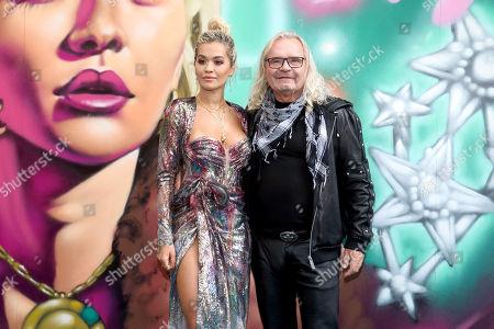 Rita Ora and Thomas Sabo