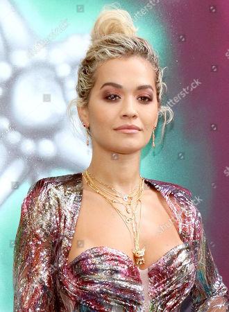 Stock Image of Rita Ora
