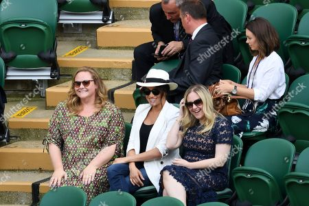 Editorial photo of Wimbledon Tennis Championships, Day 4, The All England Lawn Tennis and Croquet Club, London, UK - 04 Jul 2019