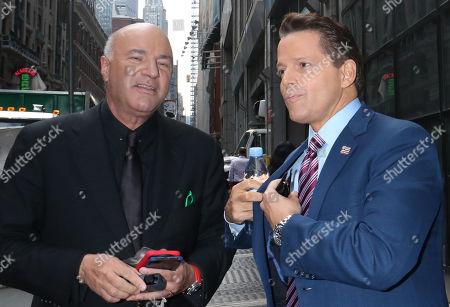 Editorial image of 'Squawk Box' TV show, New York, USA - 03 Jul 2019