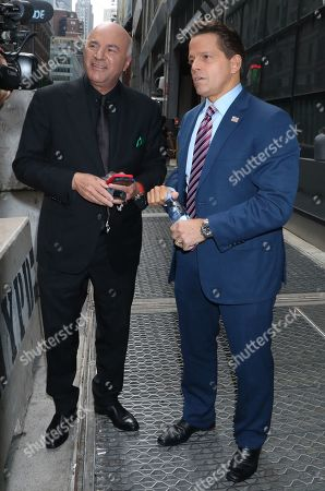 Kevin O'Leary and Anthony Scaramucci