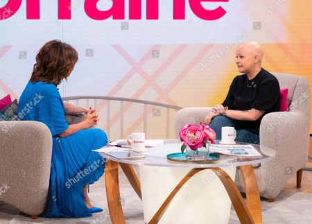 Lorraine Kelly and Gail Porter