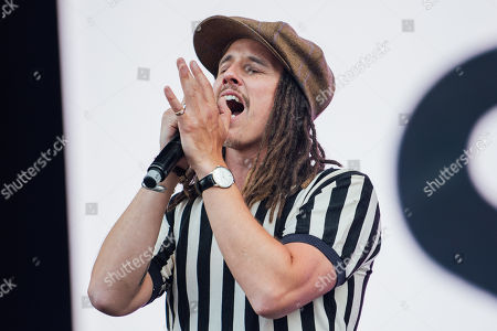 Stock Picture of JP Cooper