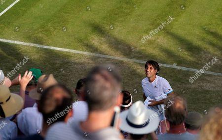 Editorial image of Wimbledon Championships, United Kingdom - 04 Jul 2019