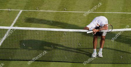 Editorial picture of Wimbledon Championships, United Kingdom - 04 Jul 2019