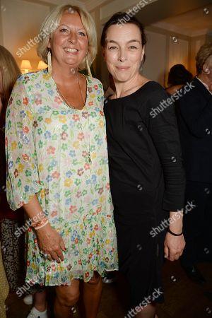 Lulu Williams and Olivia Williams
