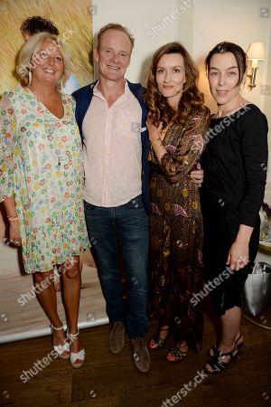Lulu Williams, Alistair Petrie, Natascha McElhone and Olivia Williams