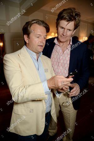 Jeremy Barton and Charles Edwards