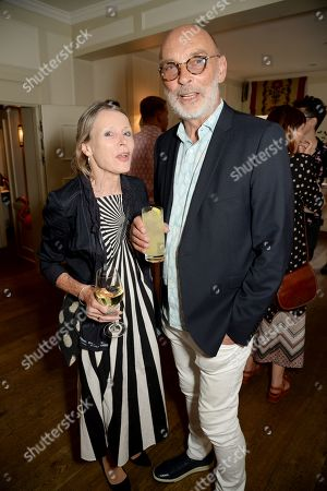 Editorial photo of Hugh Bonneville party, London, UK - 04 Jul 2019