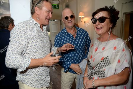 Editorial image of Hugh Bonneville party, London, UK - 04 Jul 2019