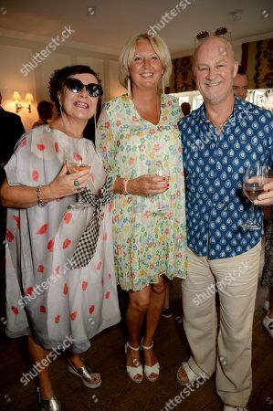 Editorial photo of Hugh Bonneville party, London, UK - 04 Jul 2019