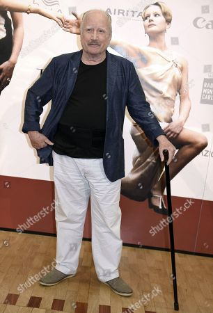 Stock Image of Richard Dreyfuss poses during a photo call during the 65th annual Taormina Film Festival, in Taormina, Sicily Island, Italy, 04 July 2019. The festival runs from 30 to 06 July.