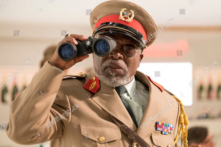 John Kani as Colonel Ulenga