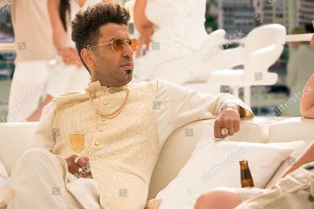 Adeel Akhtar as Maharaja Vikram Govindan